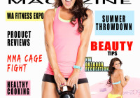 NW Fitness Magazine – Cover Model – Noelle Richards
