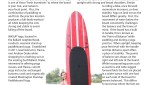 Standup Paddle Board Yoga – by Elizabeth Kovar M.A.