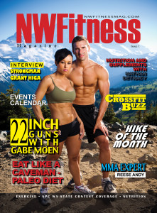 NW Fitness Magazine (Cover- Jen Turnbull & Rick Parchen)