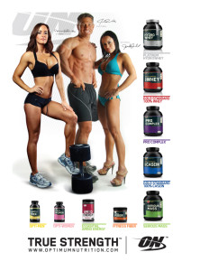 Optimum Nutrition - Jen Turnbull