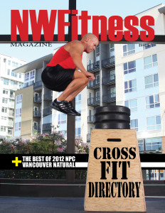 NW Fitness Magazine – Articles from (Cover-Kevin Moss)