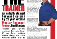 Training The Trainer – David London