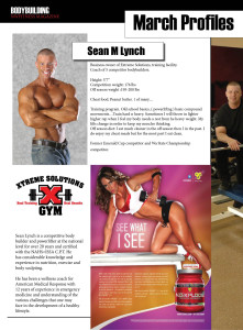 NW Fitness Magazine Sean M Lynch