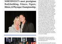 NW Fitness Magazine interview with Brad and Elaine Craig (2012)