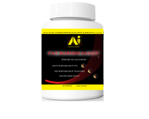 Fat Burner Assist Bottle