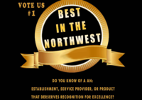 "NW Fitness Magazines ""Best in the NW""  contest."